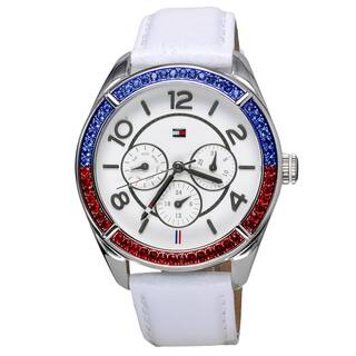 Tommy Hilfiger Gracie 1781269 Watch (Option: White)|https://ak1.ostkcdn.com/images/products/8418912/8418912/Tommy-Hilfiger-Gracie-1781269-Watch-P15717380.jpg?impolicy=medium