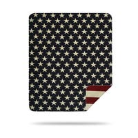 Denali Stars and Stripes Throw Blanket