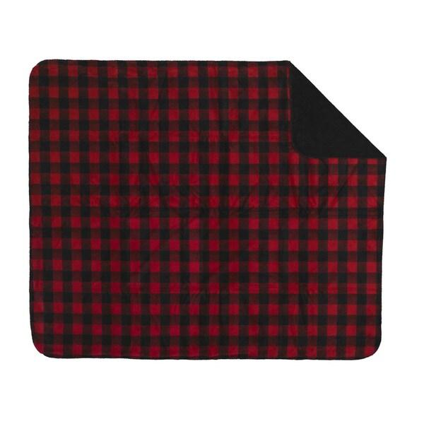 Denali Large Bunkhouse Plaid Throw Blanket