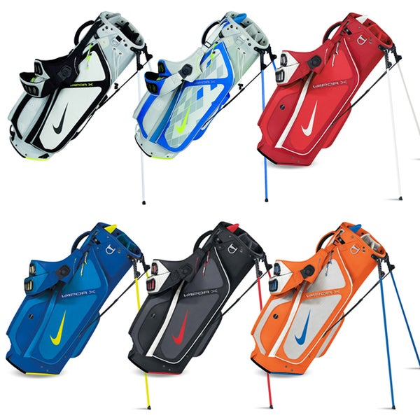 Shop Nike Vapor X Golf Stand Bag Free Shipping Today Overstock