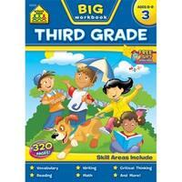 Big Workbook-Third Grade