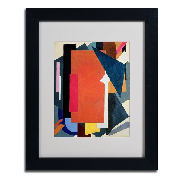 Unknown Abstract Iii Framed Matted Art Free Shipping