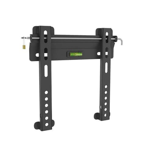 "CorLiving E-0056-MP Fixed Low Profile Wall Mount for 18"" - 32"" TVs"