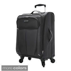Skyway Mirage Ultralite 20-inch 4-wheel Expandable Carry-on