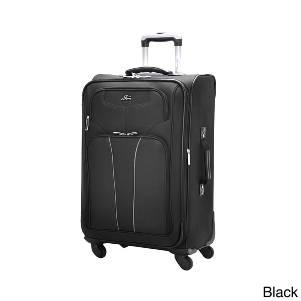 Skyway 'Sigma 4' 24-inch 4-wheel Expandable Spinner Upright Suitcase