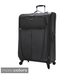 Skyway 'Mirage' Superlight 28-inch Expandable 4-wheel Spinner Upright Suitcase