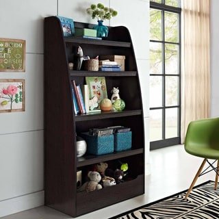 Ameriwood Home Mia Kids 4 Shelf Bookcase by Cosco