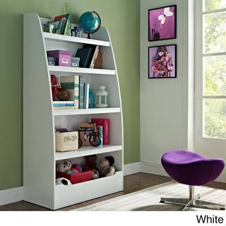 Altra Mia Kids 4 Shelf Bookcase by Cosco