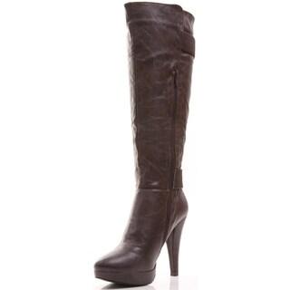 Gomax Women's 'News 10' Knee-high Platform Boots