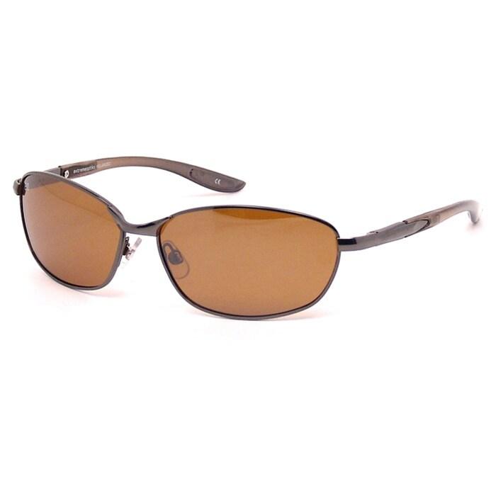 Extreme Optiks Nvig8r' Dark Gun Polarized HD Sunglasses (...