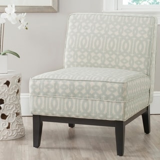 Safavieh Armond Silver/ Cream Chair