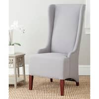 "Safavieh En Vogue Dining Bacall Arctic Grey Dining Chair - 24"" x 28.3"" x 47"""