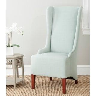 Safavieh En Vogue Dining Bacall Seafoam Green Dining Chair