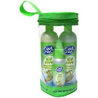 Pet Silk Cool Dog Trio Shampoo/ Conditioner/ Fragrance Kit