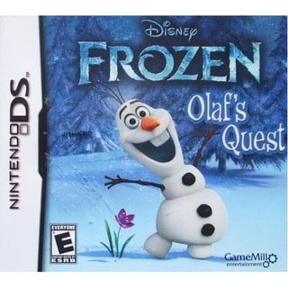 Nintendo DS - Disney Frozen: Olaf's Quest