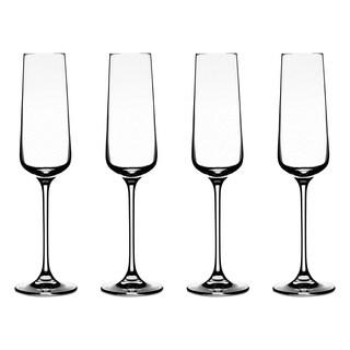 Cuisinart Vivere Champagne Flute Glassware (Set of 4)
