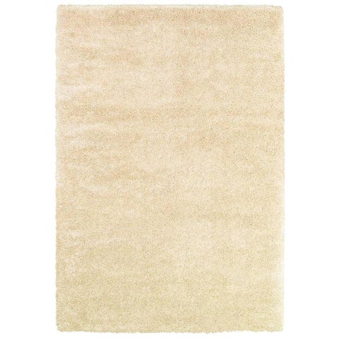 "Couristan Bromley Breckenridge Snow Area Rug - 5'3"" x 7'6"""