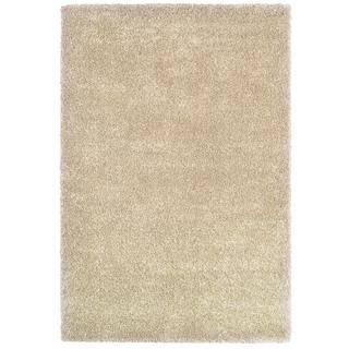 Bromley Breckenridge/ Frost Power-Loomed Area Rug (7'10 x 11'2)