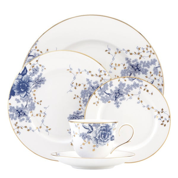 Lenox Garden Grove 5-piece Dinnerware Place Setting  sc 1 st  Overstock & Lenox Garden Grove 5-piece Dinnerware Place Setting - Free Shipping ...