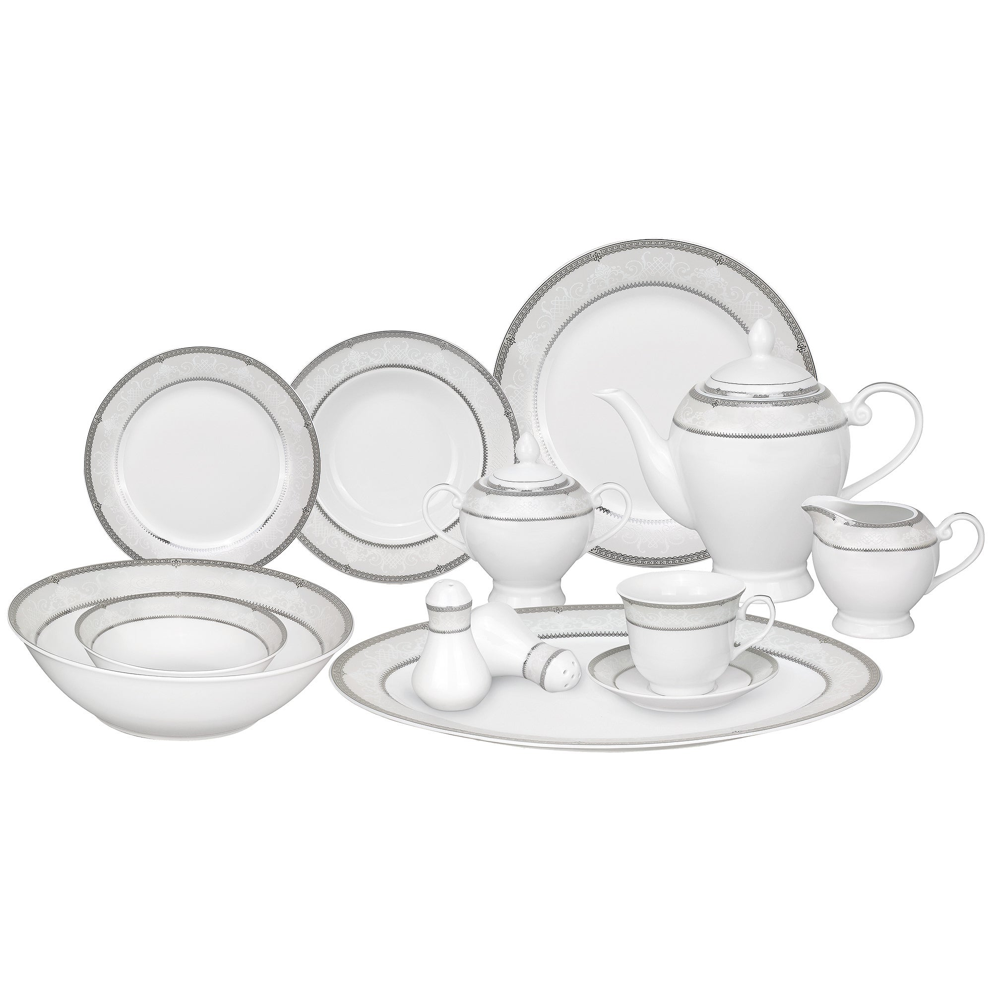 f3e27727c8cd Buy Formal Dinnerware Online at Overstock | Our Best Dinnerware Deals