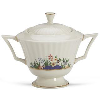 Royal Albert New Country Rose White 3 Piece Tea Set Free