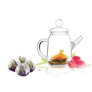 Tea Beyond Fab Flowering Tea Set
