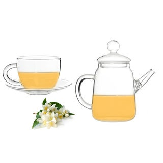 Tea Beyond Jasmine DUO Tea/ Cup Set