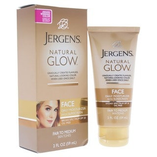 Jergens Natural Glow 2-ounce Daily Facial Moisturizer SPF 20