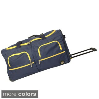 Rockland Mobilizer Lightweight 30-inch Rolling Duffel Bag