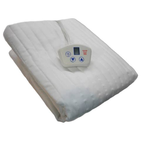 Buy Size Twin Xl Heated Amp Electric Mattress Pads Online At