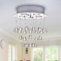 Cerda 5-light Crystal Chandelier