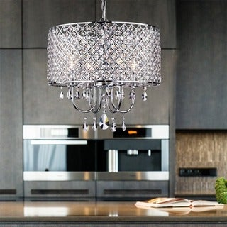 Deluxe Crystal Chandelier