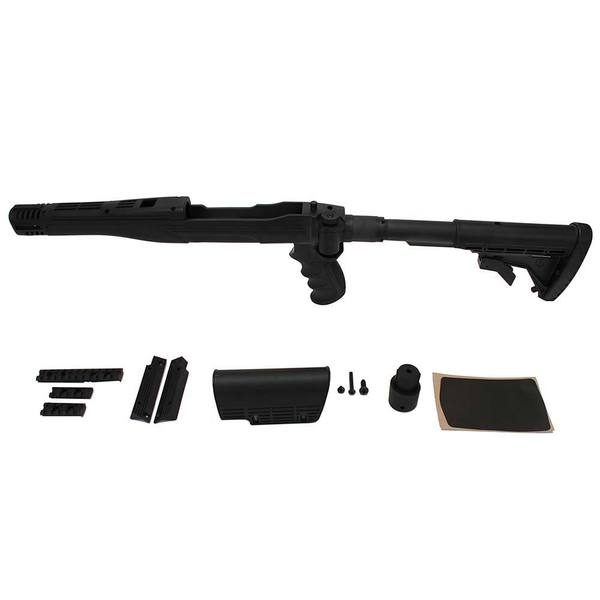 10/22 Strikeforce 6-position Adjustable Side Folding Aluminum Stock