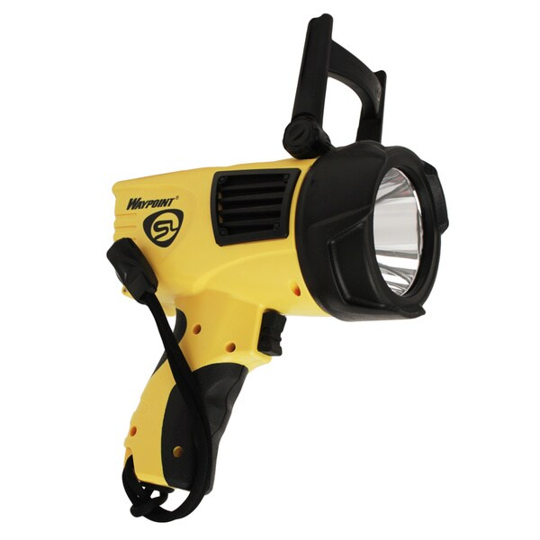 Waypoint Yellow 12V DC Clam Pack Spot Light