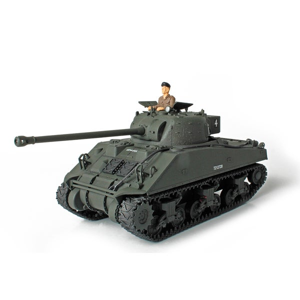 Forces of Valor Die Cast UK Sherman Firefly