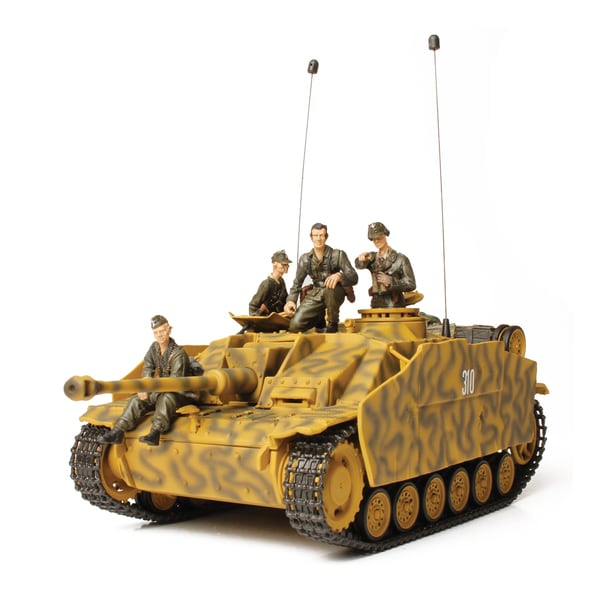 Forces of Valor Die Cast German Sturmgeschutz III