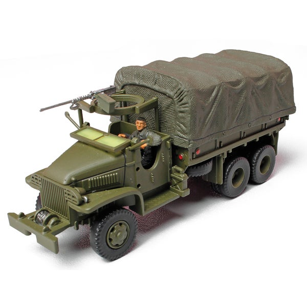 Forces of Valor Die Cast GMC Cargo Truck