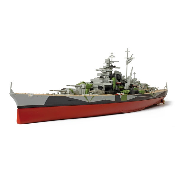Forces of Valor Die Cast German Battleship Tirpitz