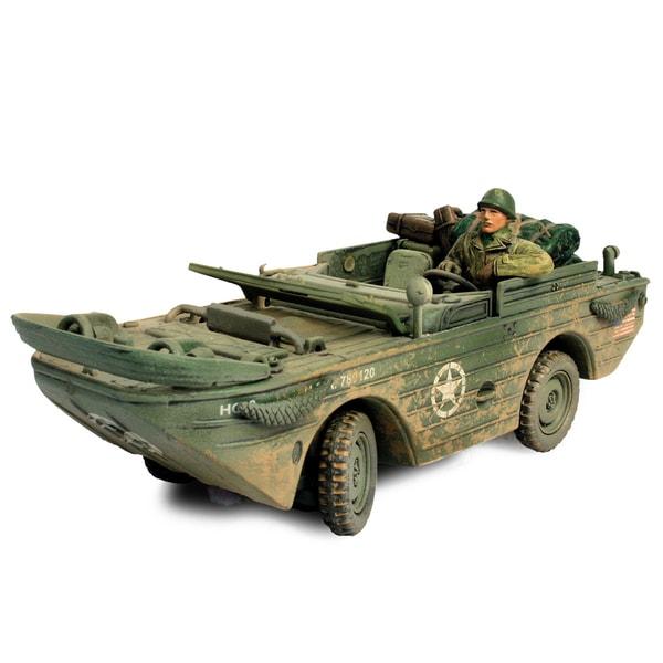 Forces of Valor Die Cast US Amphibian Jeep