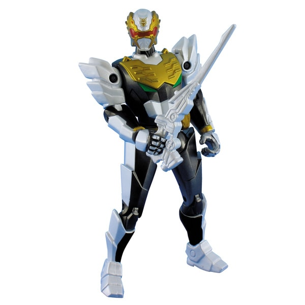 Power Rangers Metallic Robo Knight 4-inch Action Figure