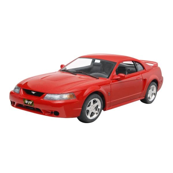Revell 1999 Mustang SVT Cobra Plastic Model Kit