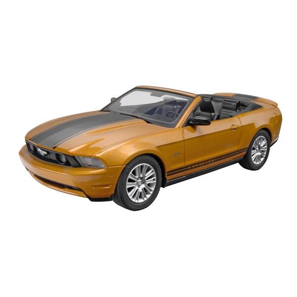 Revell SnapTite 2010 Mustang Conv Plastic Model Kit