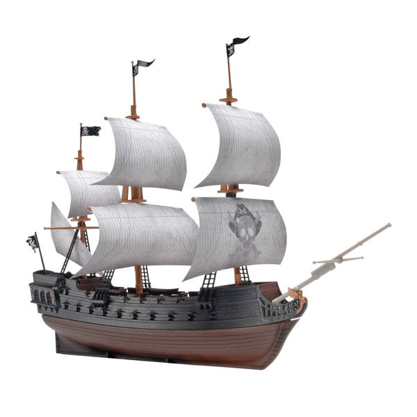 Revell SnapTite Pirate Ship Plastic Model Kit