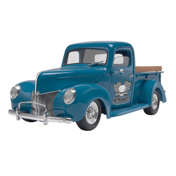 Revell 1940 Ford Custom Pickup Plastic Model Kit