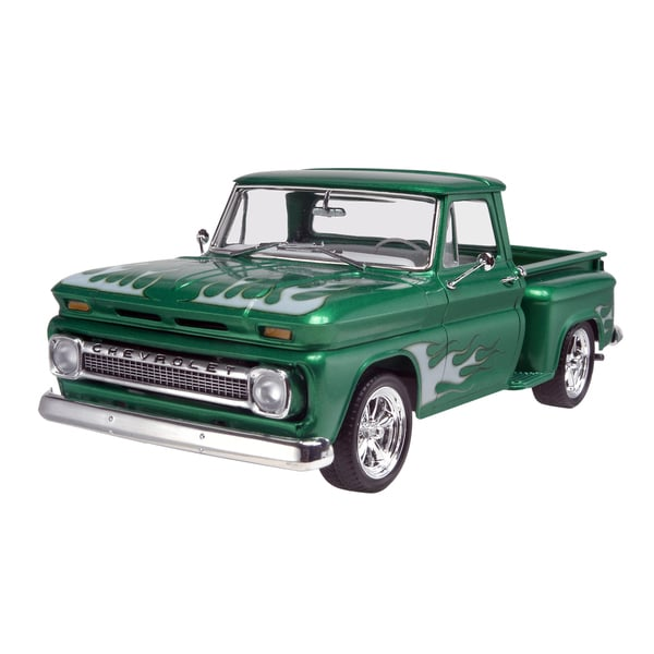 Revell 1965 Chevy Stepside 2-in-1 Plastic Model Kit