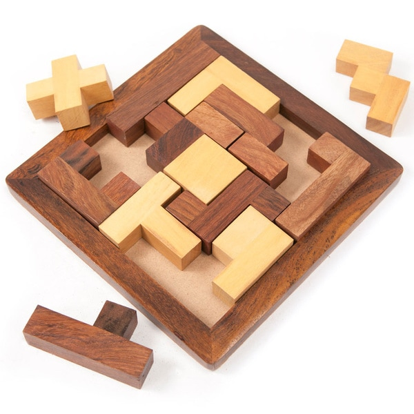 Handmade Expressions Piece It Together Puzzle Game India  : Handmade Expressions Piece It Together Puzzle Game India b02557ee 6268 4f97 82d3 0a95ba3f8944600 from www.overstock.com size 600 x 600 jpeg 49kB