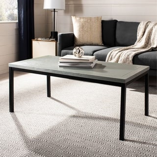 Safavieh Dennis Ash Grey Coffee Table