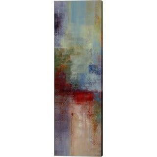 Simon Addyman 'Color Abstract I' Canvas Art