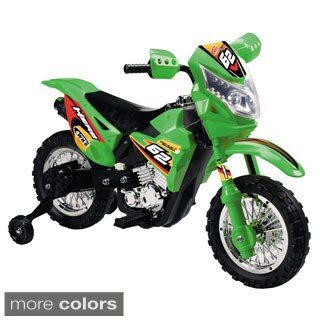 Vroom Rider VR093 Battery Operated 6V Kids Dirt Bike