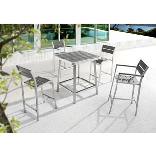 Aluminum Megapolis Bar Table